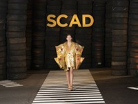 Dressed to impress: SCAD Fashion Show returns