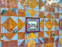 Quilting with memories