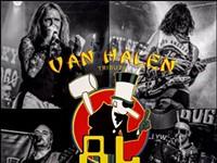 84: A Tribute to Van Halen @Coach's Corner