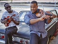 Black Violin: Classical meets hip-hop