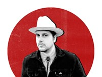 Evan Stepp & the Piners pledge allegiance to country rock