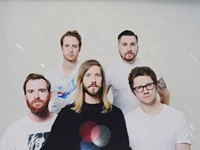 Moon Taxi lets the record play