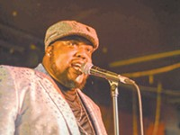 Sugaray Rayford finds his way to the blues