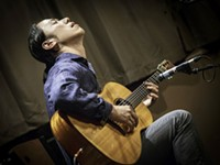 Guitar virtuoso Hiroya Tsukamoto headlines UU Church concert