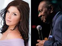 Charleston Jazz Festival: The Monty Alexander Trio + Jane Monheit + Freddy Cole + Charleston Jazz Orchestra
