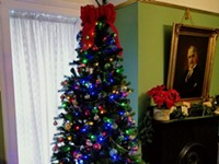 'A Christmas Memory' continues at Flannery home