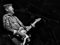 Blues-rock titan Tab Benoit brings rock show to Victory North