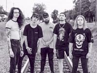 Depressor nods to Savannah's best hardcore and metal