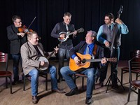 Jekyll Island New Year's Bluegrass Festival in seasoned new hands
