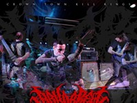 Abhorrent Deformity, Knightsquatch, Vacant Flesh, Torn Soul @The Sentient Bean