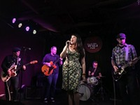 Little Sheba and the Shamans: music for the right reasons