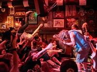 For music venues, the future's still a question mark