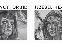 Album Review: Nancy Druid/Jezebel Heart's <i>Split Single</i>