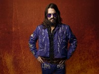 Shooter Jennings, The Courtenay Brothers Band @Coach's Corner