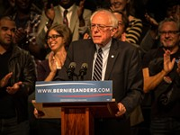 Bernie brings the fire, but are we ready to fuel the revolution?