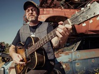 Scott H. Biram, Strahan & The Good Neighbors, A.M. Rodriguez @The Jinx