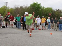 Irish Road Bowling marks tenth anniversary in Savannah
