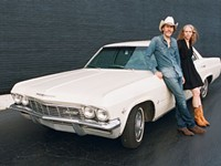 This Machine Thrills: Dave Rawlings and Gillian Welch bring Dave Rawlings Machine to Savannah Music Festival