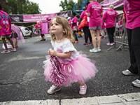 Thinking pink, thinking big
