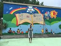 Just Paint's mural project combines activism with public art