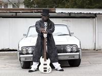 Trae Pierce & The T-Stone Band @Congress Street Social Club