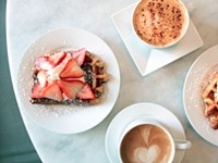 Mirabelle Café: No syrup necessary