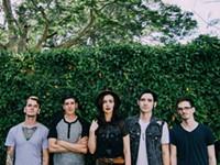 Orlando alternative rockers A Brilliant Lie return to Savannah