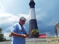 Bill Fulton: 'Lighthouse tourist'