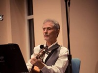 Sunday Recital: Bill Smith @Unitarian Universalist Church of Savannah