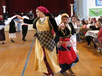 Rescheduled Greek Festival has international flavor