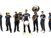 Savannah Children's Choir fundraiser features New Breed Brass Band