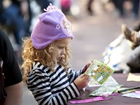 Children's Book Festival promotes magic of reading