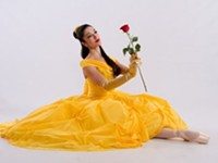 Beauty & The Beast, in dance