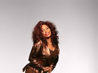 Chaka Khan: 'Life is my inspiration'
