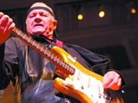 Dick Dale, The Wave Slaves, The Mercers