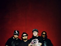P.O.D., Alien Ant Farm, Fire from the Gods, Powerflo @The Stage on Bay