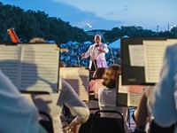 Picnic in the Park brings 'Lights, camera, music!'