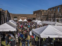 Savannah Food and Wine Festival  has a lot on the menu