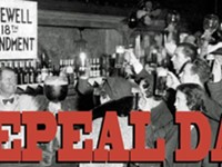 Drink a toast to Repeal Day