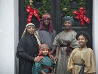 The return of Black Nativity