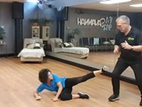 Start the year with self-defense