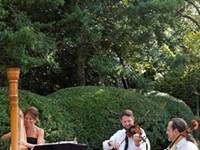 Kristin King's Ensemble Eclectic: Music to Entice the Soul @Unitarian Universalist Church of Savannah