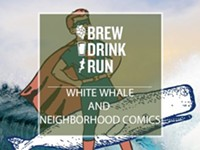 Love beer? Love comics?