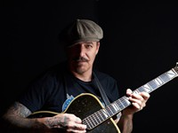 Gino Fanelli @Jazz'd Tapas Bar
