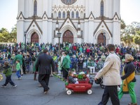 From parking to bike paths to everything in between: Getting around on St. Patrick's Day