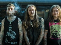 Savannah band Black Tusk signs to Season of Mist