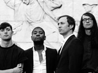 Algiers, Lee Bains III & The Gloryfires,  Mourning [A] BLKstar defy expectation