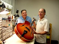 Savannah Music Festival: Benedetto Guitars celebrates 50 years