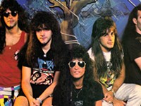 Anthrax, Testament heading to Savannah