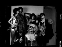 Material Girls, The Pleasure Point, Rude Dude & The Creek Freaks @El-Rocko Lounge